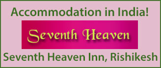 Accommodation in India, Rishikesh